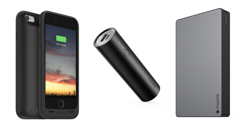 Battery juice pack