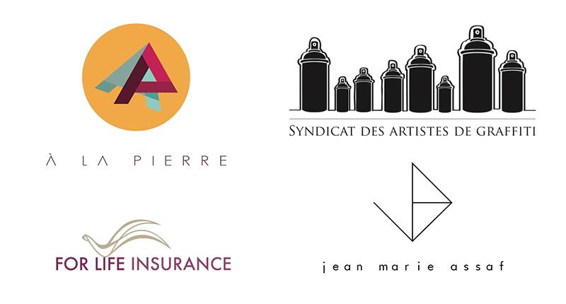 Jeff Aoun Logos