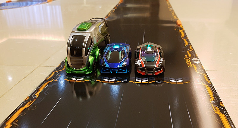 Anki Overdrive 2 Cars Truck Techie Dad