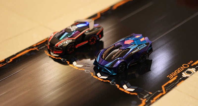 Anki Overdrive Supercars Techie Dad