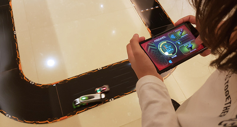 Anki Overdrive App Techie Dad