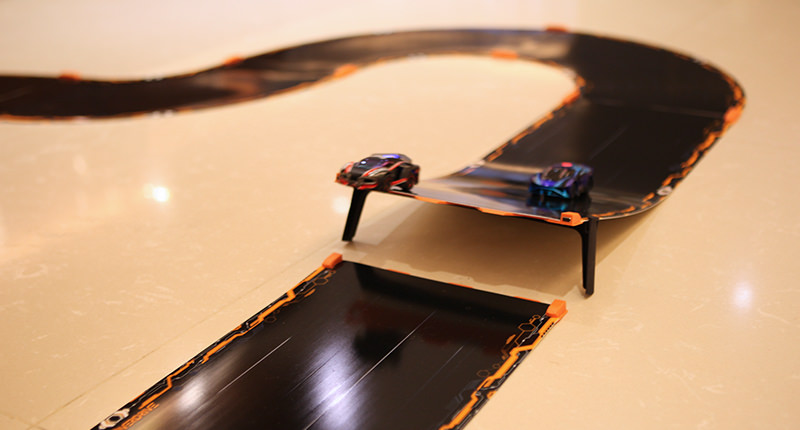 Anki Overdrive Car Jump Techie Dad