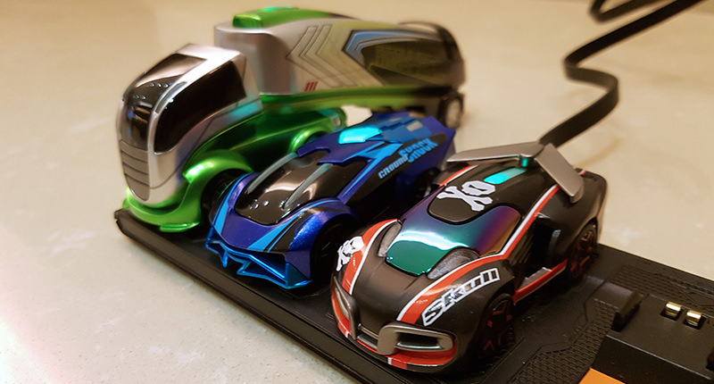 Anki Overdrive Charger Techie Dad