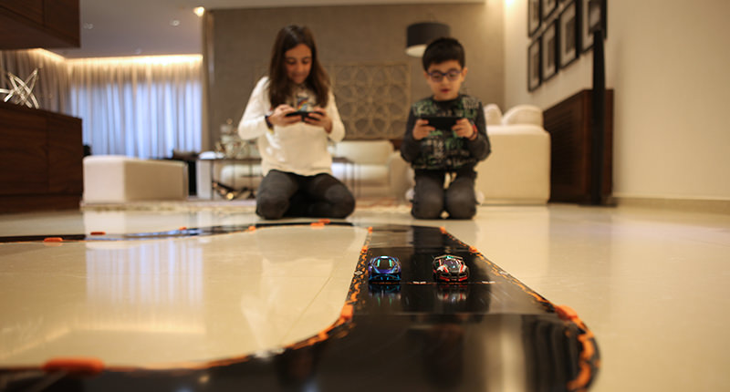 Anki Overdrive Kids Challenge Techie Dad