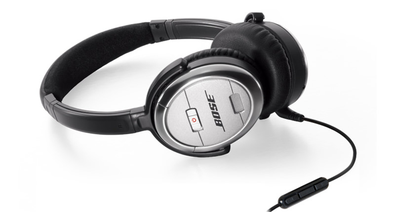 Bose QC3 Techie Dad