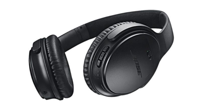Bose QC QuietComfort 35 Techie Dad