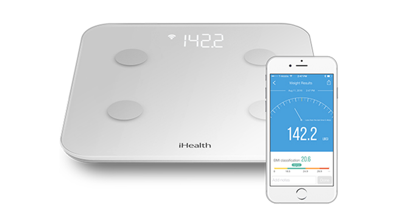 TD iHealth Core Smart Scale Techie Dad