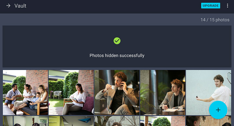 AVG Antivirus Photo Vault