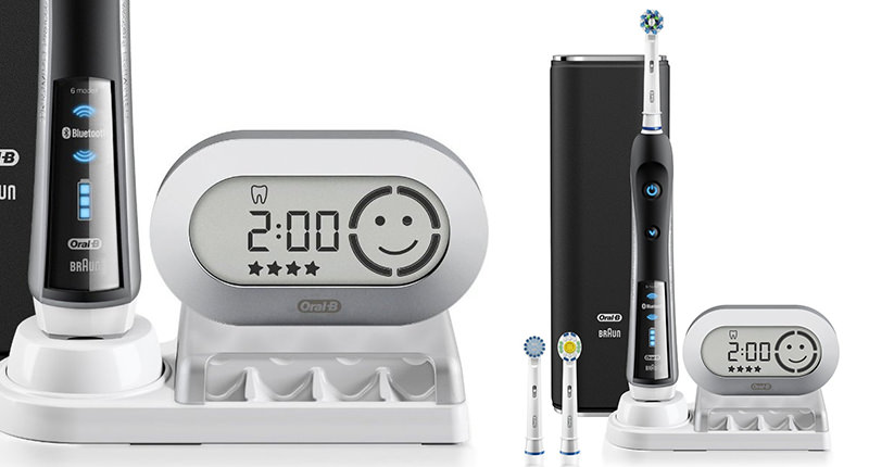 Oral B Pro 7000 Techie Dad