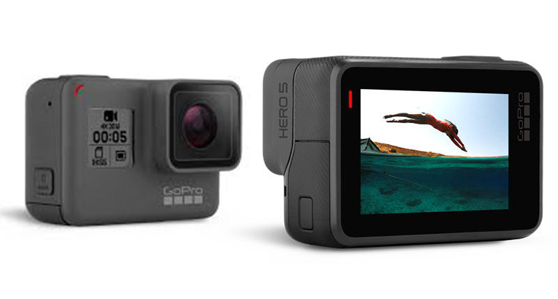 GoPro Hero 5 Techie Dad