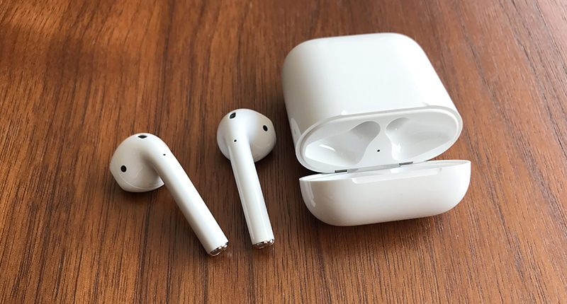 Apple AirPods TechieDad