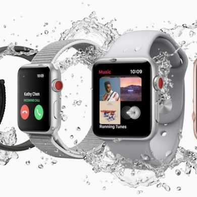 Apple Watch Series 3 GPS Cellular Techie Dad