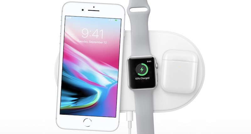 TD iPhone 8 Wireless Charger Techie Dad