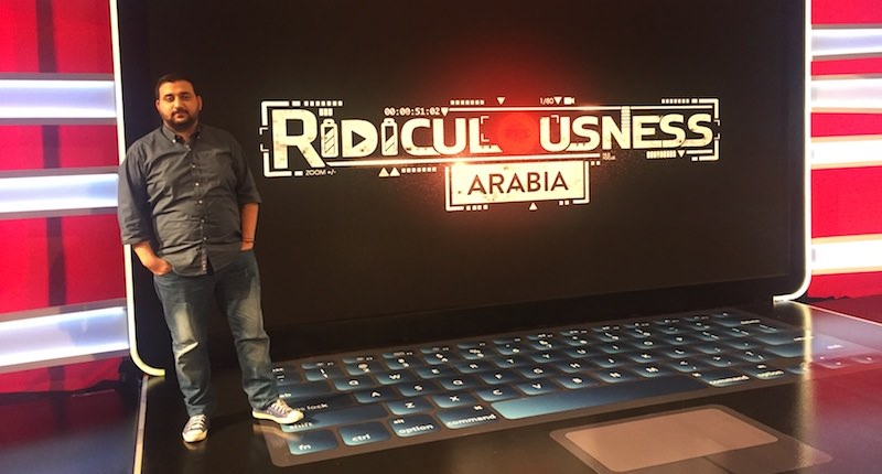 Wissam Kamal Comedy Central's Ridiculousness Techie Dad