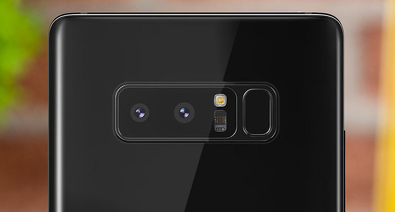 Samsung Galaxy Note 8 Fingerprint