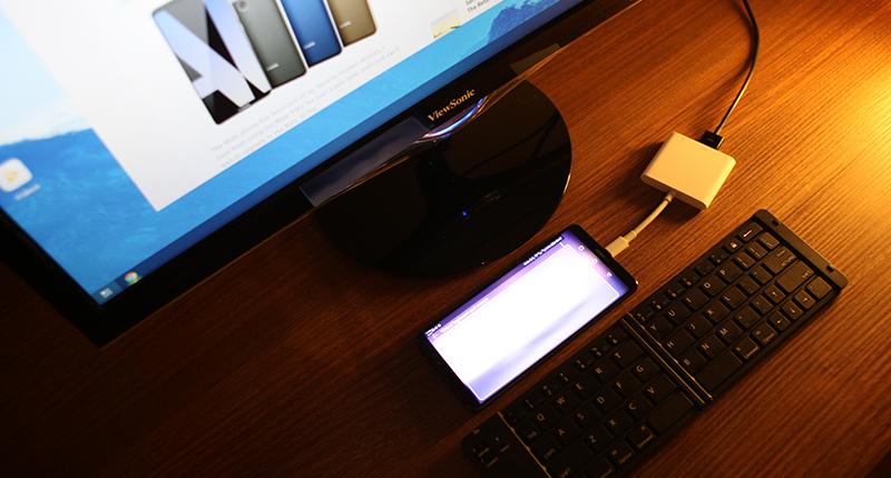Huawei Mate 10 Pro Mobile Desktop3