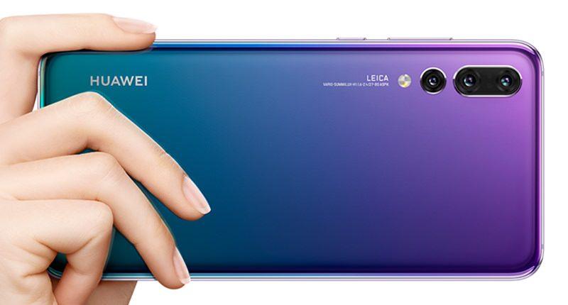 Huawei P20 Pro Techie Dad