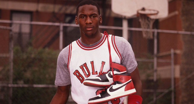 Michael Jordan Nike Techie Dad